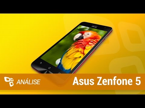Asus Zenfone 5 [Análise] - TecMundo