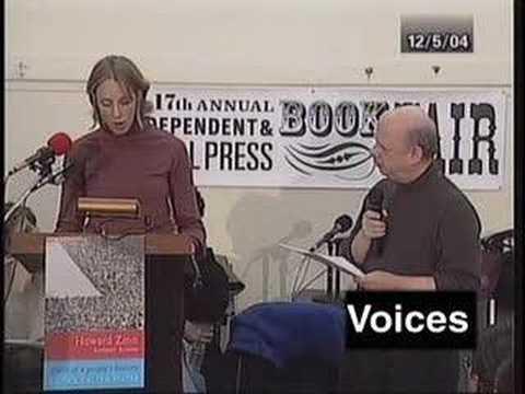 Chirstina Kirk reads Susan B. Anthony