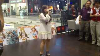 Culture Japan Night Malaysia 2012 - Chelly Performance - Egoist Euterpe
