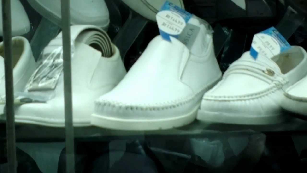 ab0d6ea8c onde encontrar sapato branco - na loja esquisita em fortaleza ceará -  YouTube