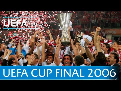 2006 uefa cup final highlights - sevilla-middlesbrough
