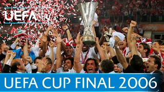 2006 UEFA Cup final highlights - Sevilla-Middlesbrough