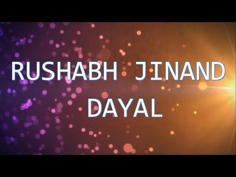 Rushabh Jinand Dayal | Lagi Re Lagi Re | Aadinath Stavan | Jain Stavan