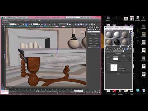 Как я делаю картинки в 3D Max. Обзор квартиры во время ремонта.