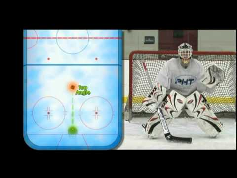 Angles And Positioning For Goalies Youtube