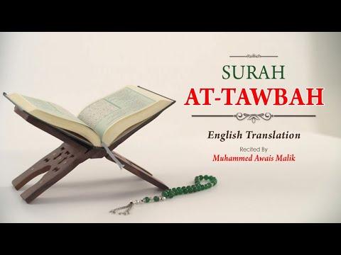 English Translation Of Holy Quran - 9. At-Taubah (the Repentance) - Muhammad Awais Malik