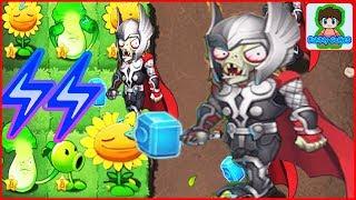 - Растение против зомби 3 Plants vs zombie 3 про героев китайская версия от Фаника 2
