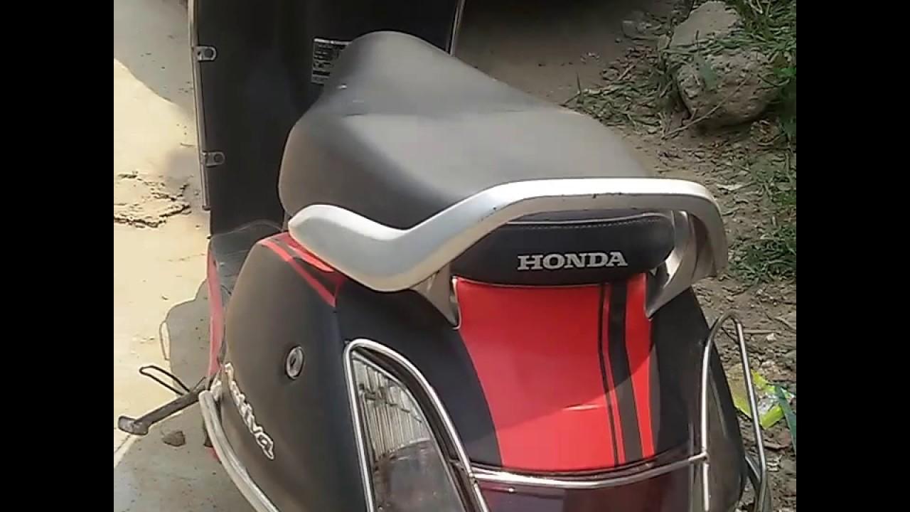 Honda Activa Modified
