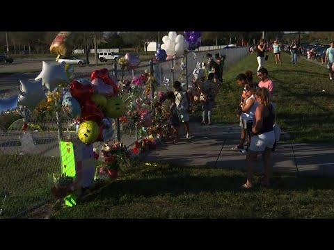 Children React to Florida Mass Shooting