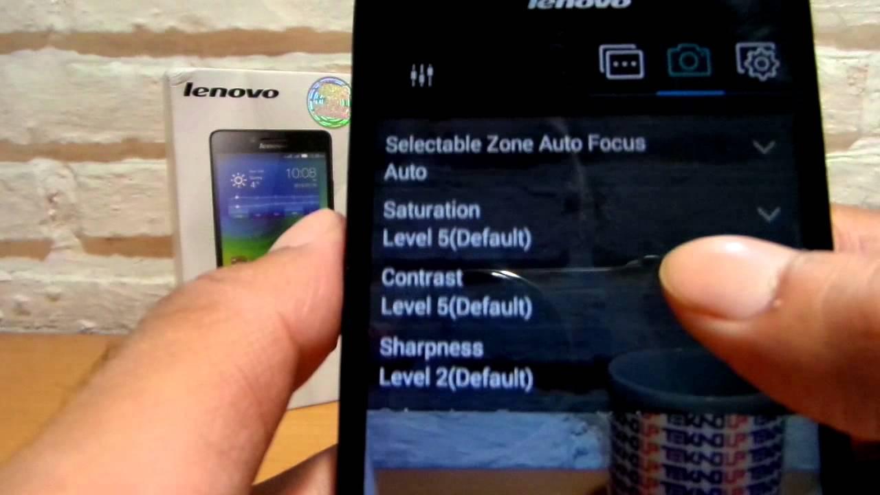 Kamera Lenovo A6000 Youtube