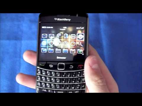 Blackberry 9700 Bold Review