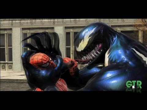 Spiderman Web of Shadows Video Preview - YouTube