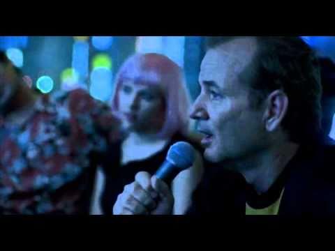 More Than This - Lost In Translation (Bill Murray & Scarlett Johansson).avi