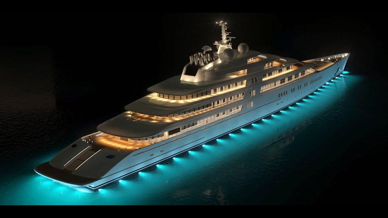 Gli yachts pi costosi del mondo youtube for Classifica yacht piu grandi del mondo