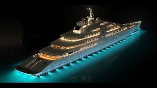 Gli yachts più costosi del mondo