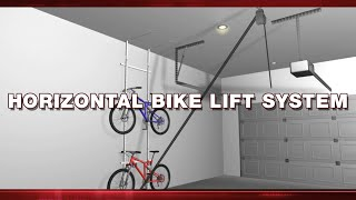 Horizontal Bike Lift Systems
