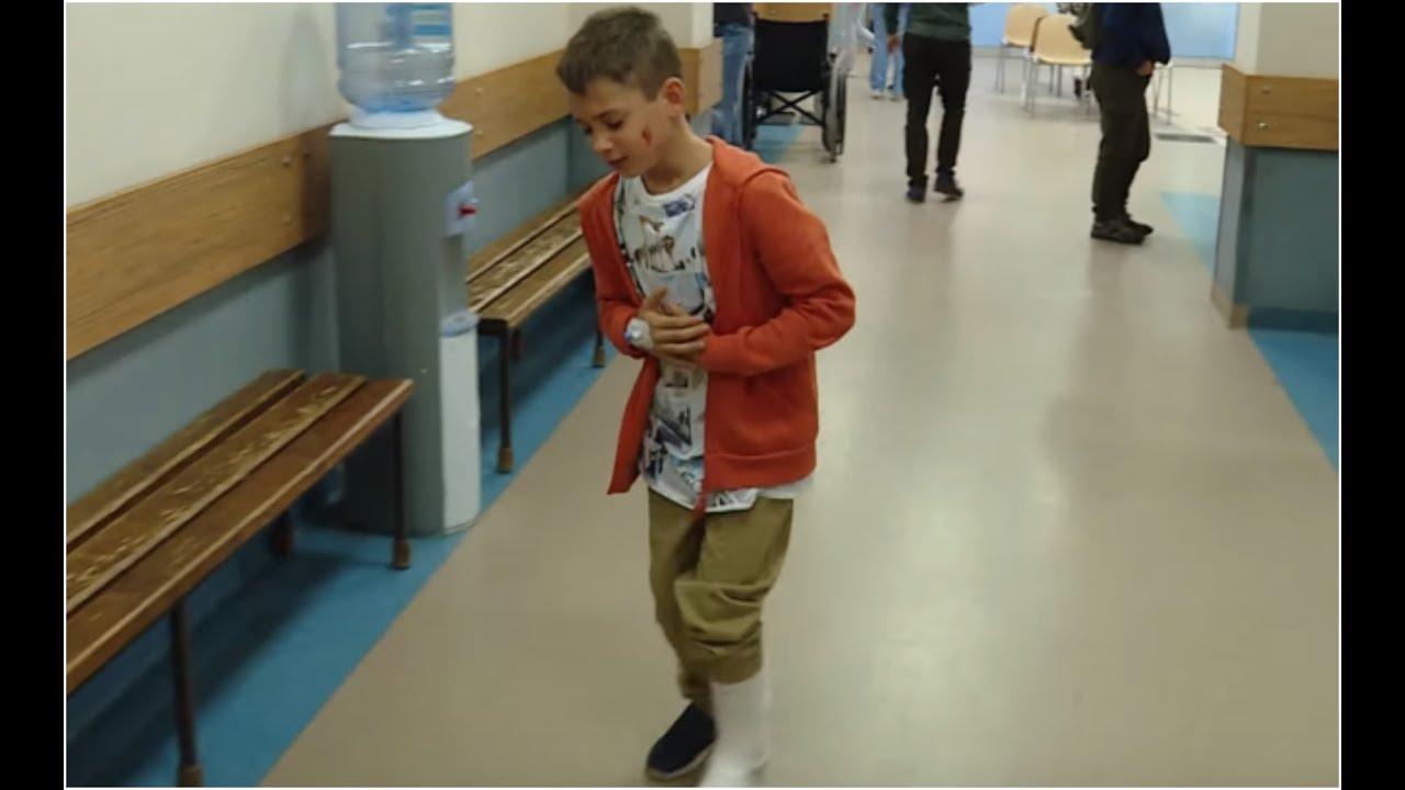 Chory chłopczyk ryzykował własne życie żeby móc być z ojcem [Szpital ODC. 724]
