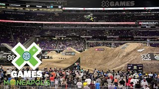 Moto X Freestyle:  X Games Minneapolis 2018