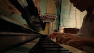 Bóng chiều xưa piano