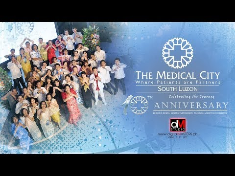 The Medical City - South Luzon 10th Anniversary SDE