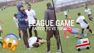 ISSA L | BAITEZE VS TOP RED | SUNDAY LEAGUE
