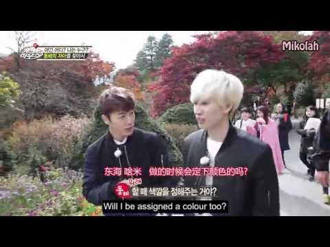 [Eng Sub] Eunhae fighting each other. So cute! (SJM GH BTS)