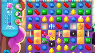 Candy Crush Saga SODA Level 1689 CE