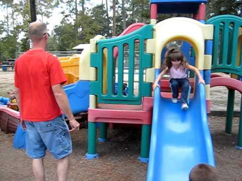 Playing at Land O Pines