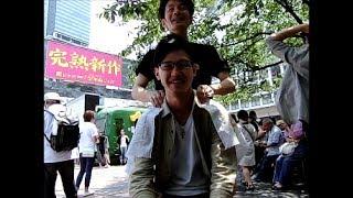 【接客業の肩こりお兄さん】フリーマッサージプロジェクト thumbnail