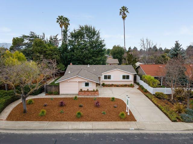 1034 Bluebird Avenue, Santa Clara, CA 95051 | Showcase Video