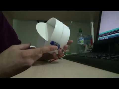 Воздушный клапан с электроприводом своими руками за копейки