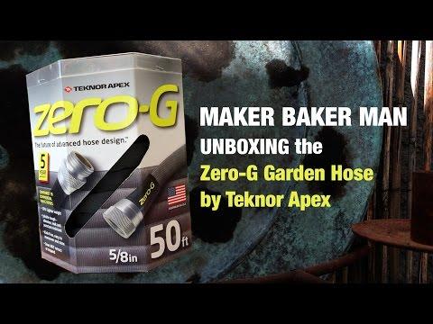 Unboxing: Zero-G Advanced Garden Hose