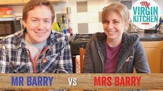 One of My Virgin Kitchen's most recent videos: