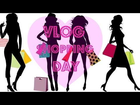 VLOG|SHOPPING DAY #1|Nina from Zurich