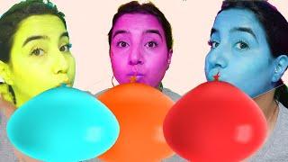 Prenses Madinin Sihirli Balonları بالونات سحرية للأميرة مادي Five little monkeys 동요와 어린이 노래 | Song