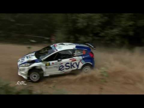 FIA ERC - FIA Action of the year 2016 - Habaj in Liepāja SS9