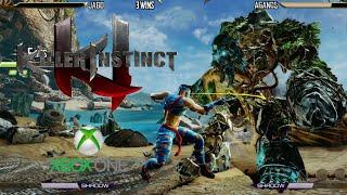 Killer Instinct Playthrough  Xbox One