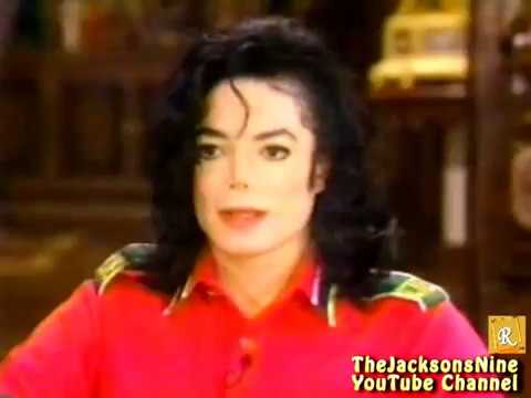 Michael Jackson tells who first called him