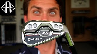60 SECOND: Taylormade M CGB Iron Review