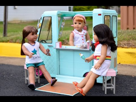 Review Of The Our Generation Sweet Stop Ice Cream Truck