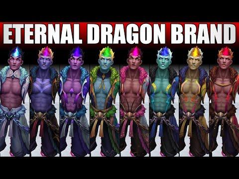 Eternal Dragon Brand Chroma 2020