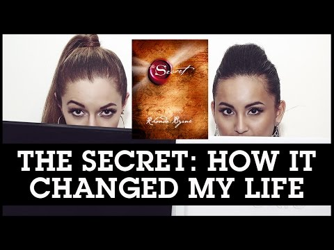 The Secret Book by Rhonda Byrne: How It Changed My Life (by Jewel)