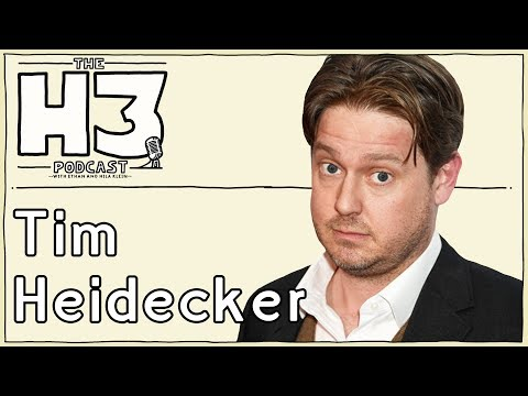 H3 Podcast #82 – Tim Heidecker