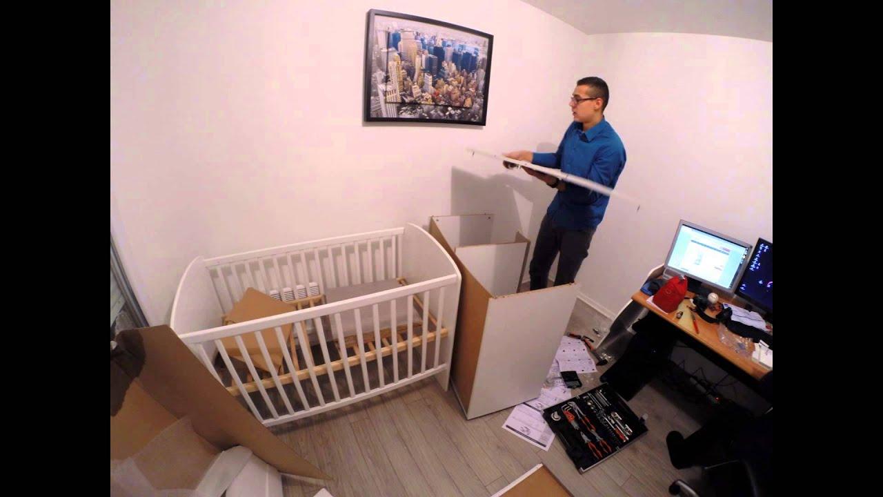 Montage de la chambre youtube for Chambre youtubeur
