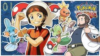 Pokémon RO ExRandomLocke Ep.1 - ¡EXTRA DE EPICIDAD!