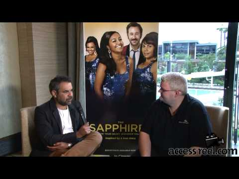 Accessreel.Com Interview - The Sapphires - Wayne Blair