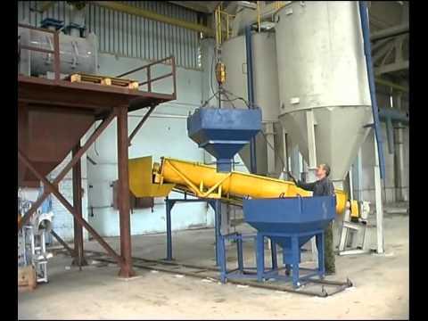 Мини Завод для производства сухих смесей