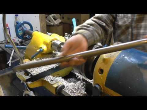 Изготовление планки для кайта.  Часть 2.
