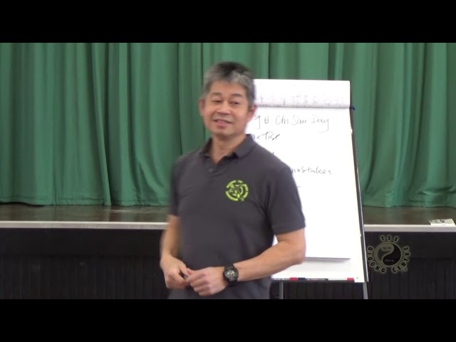How To Improve Your Wing Chun Pt2