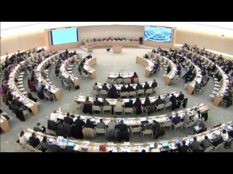 SMHRIC statement interrupted by Chinese delegation at the UN Forum on Minority Issues (English)